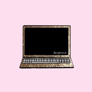 Glitter Computer